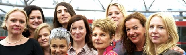 Filmfrauen in Aktion auf der Berlinale