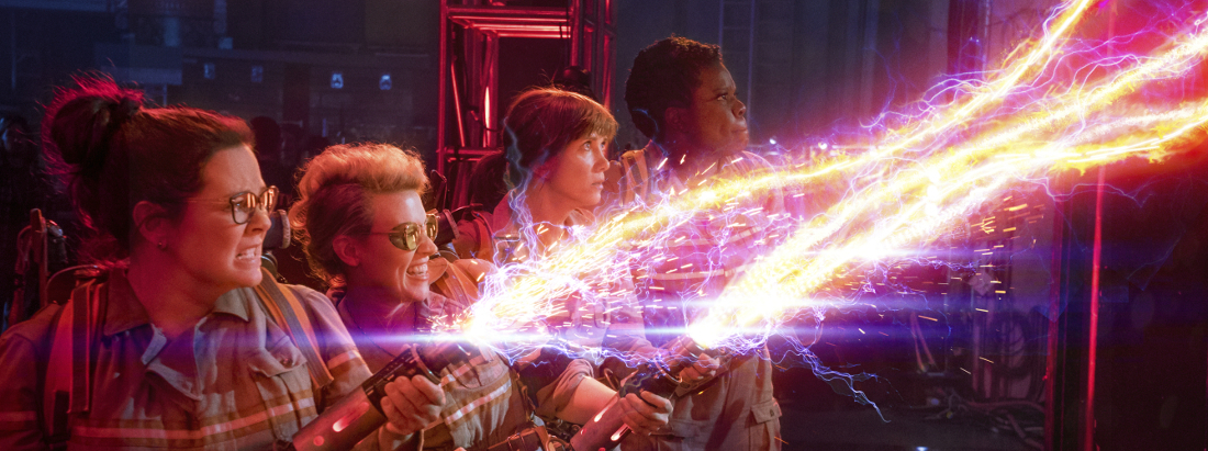 Blockbuster-Check: Ghostbusters