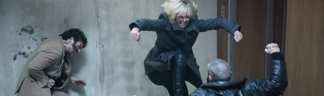 Blockbuster-Check: Atomic Blonde