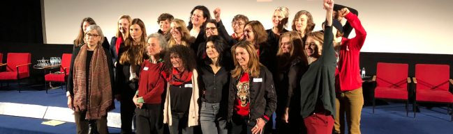 9 Gewerke, 1 Stimme, 10 Forderungen - Pro Quote Regie wird zu Pro Quote Film