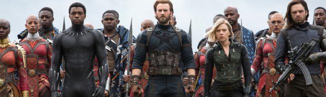 Blockbuster-Check: Avengers: Infinity War