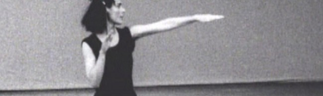 Berlinale: Feelings Are Facts - The Life of Yvonne Rainer