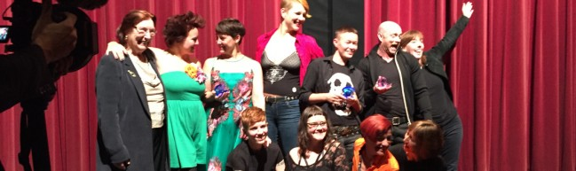 Der PorYes Award 2015 - Viva la Vulva!