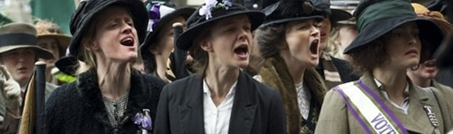 Verlosung: Suffragette auf BluRay