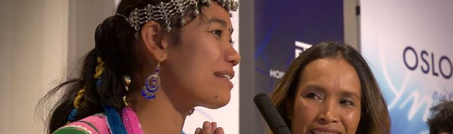 Interview: Susan Gluth über Urmila - Für die Freiheit