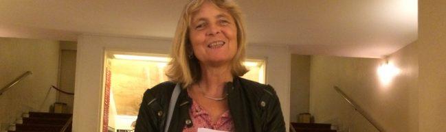 Gut Gebrüllt: Barbara Fickert - Die Kinoblindgängerin
