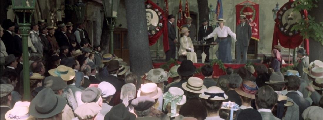 Gast-Löwin: Rosa Luxemburg