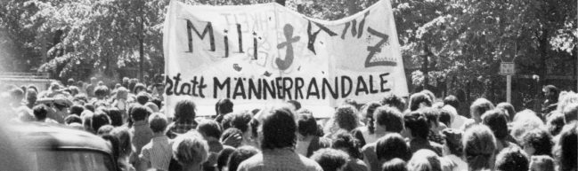 Frauen bildet Banden – Eine Spurensuche zur Geschichte der Roten Zora