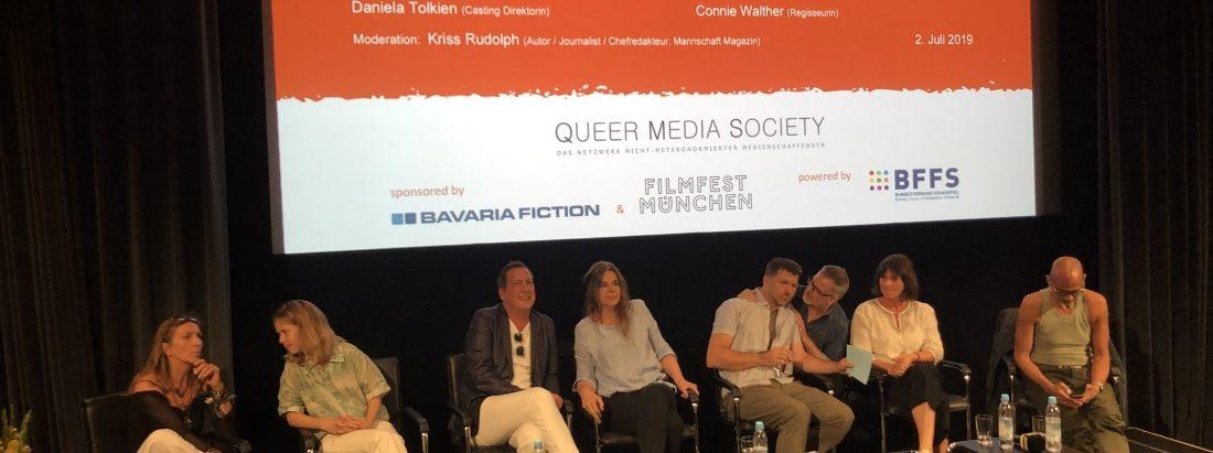 Interview: Susann S. Reck von der Queer Media Society