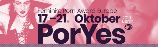 Verlosung: Tickets für die PorYes Verleihung in Berlin
