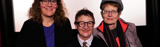 Remake 2019: Die Frontfrauen der Kinothek Asta Nielsen im Interview