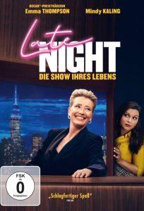DVD-Cover von Late Night - Die Show ihres Lebens