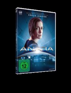 Packshot der DVD von ANIARA