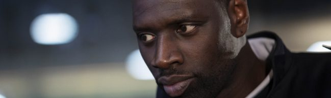 Ein Portraitfoto von Aristide (Omar Sy)