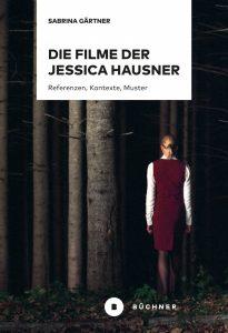 Buchcover: eine Frau in einem dunklen Wald.