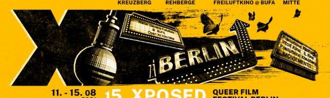 Verlosung: 10x1 Online-Ticket für XPOSED Queer Film Festival Berlin